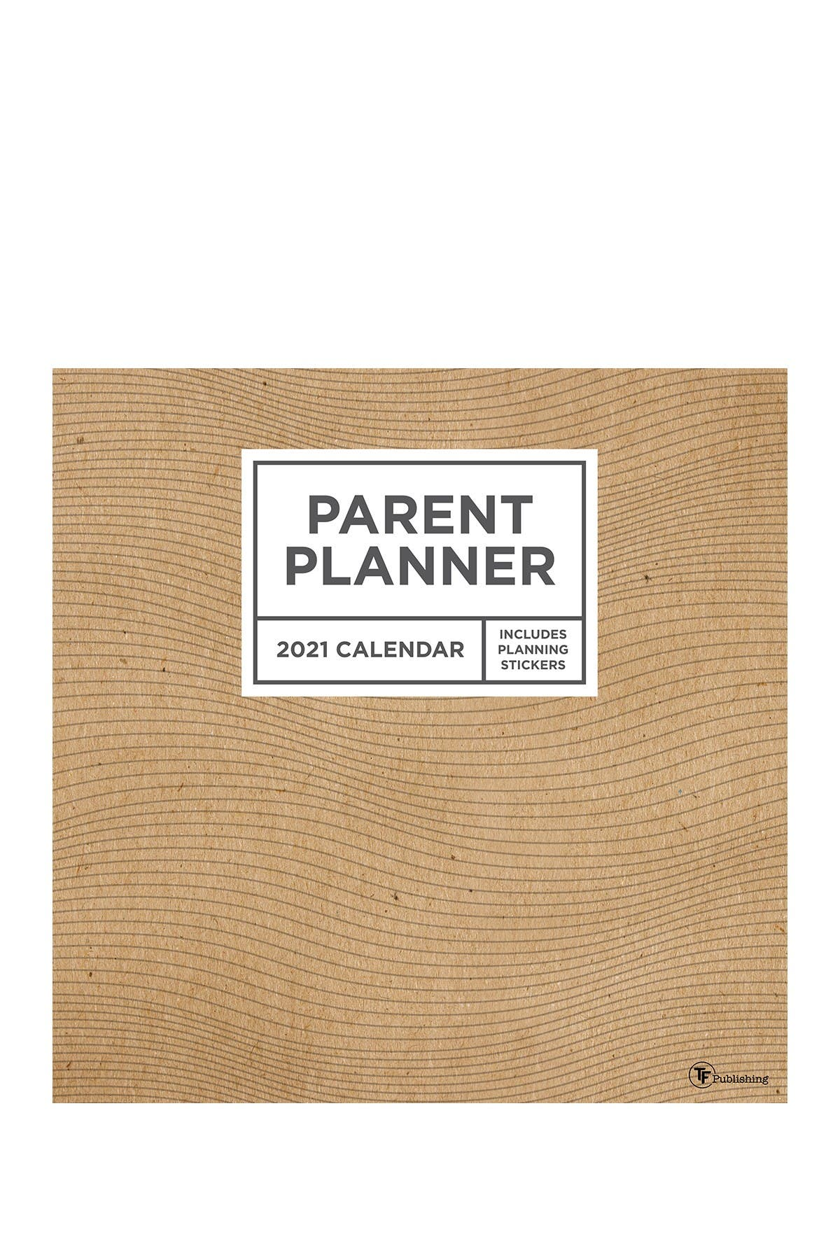 Image of TF Publishing 2021 Parent Planner Wall Calendar