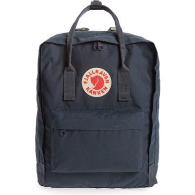 Fjallraven Kanken Water Resistant Backpack - Blue