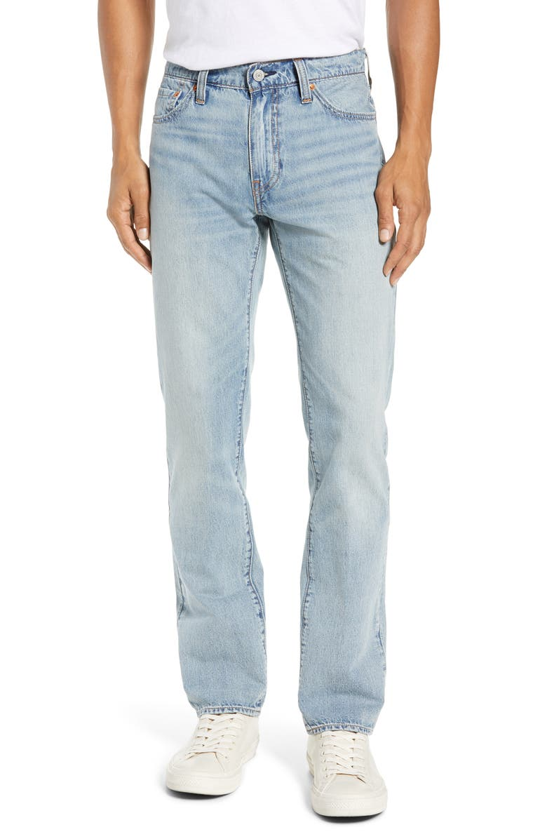 LEVI'S<SUP>®</SUP> 511<sup>™</sup> Slim Fit Jeans, Main, color, 100