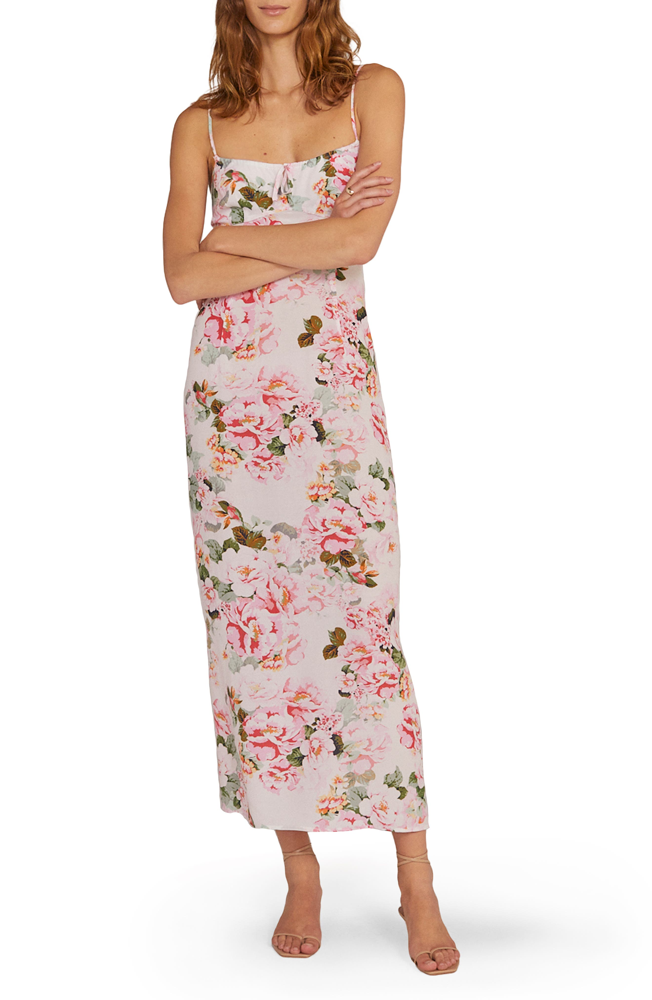 The One That Got Away Floral Slipdress
