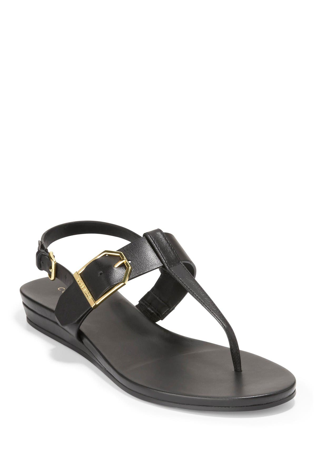 Image of Cole Haan Francine Demi Wedge Sandal