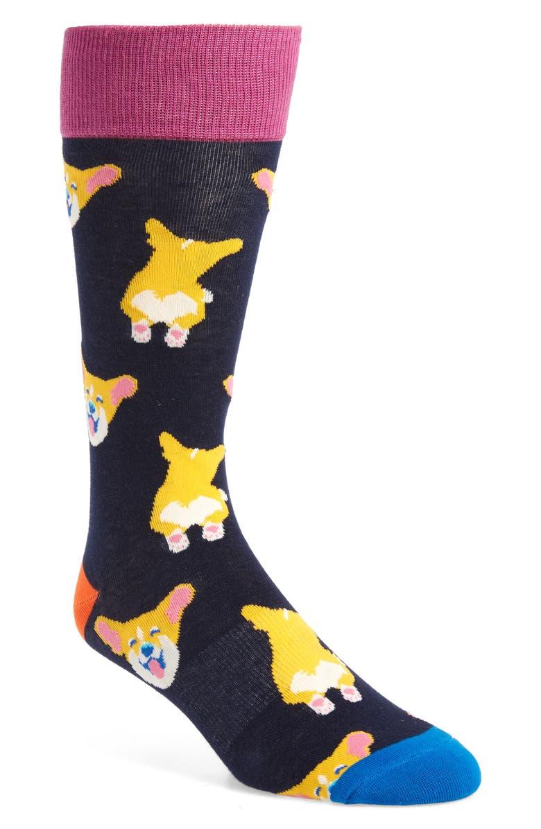 FUN SOCKS Dog Socks, Main, color, 401
