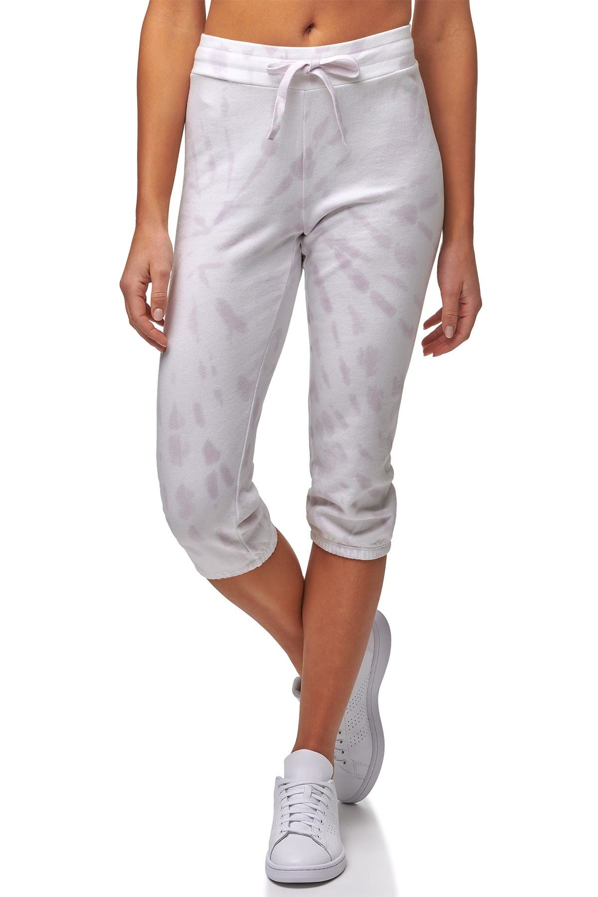 Image of MARC NEW YORK PERFORMANCE Tie Dye Drawstring French Terry Pants