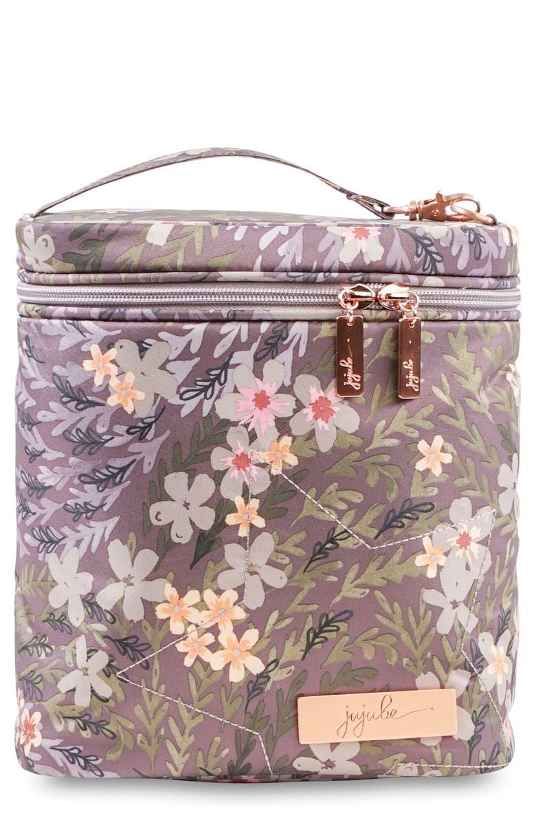 JU-JU-BE Rose Fuel Cell Lunch Bag, Main, color, SAKURA AT DUSK