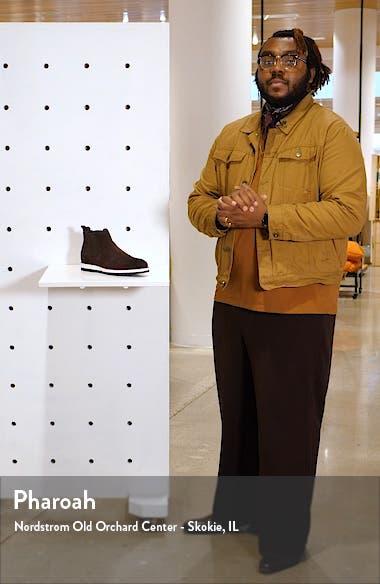 Liam X Chelsea Boot, sales video thumbnail