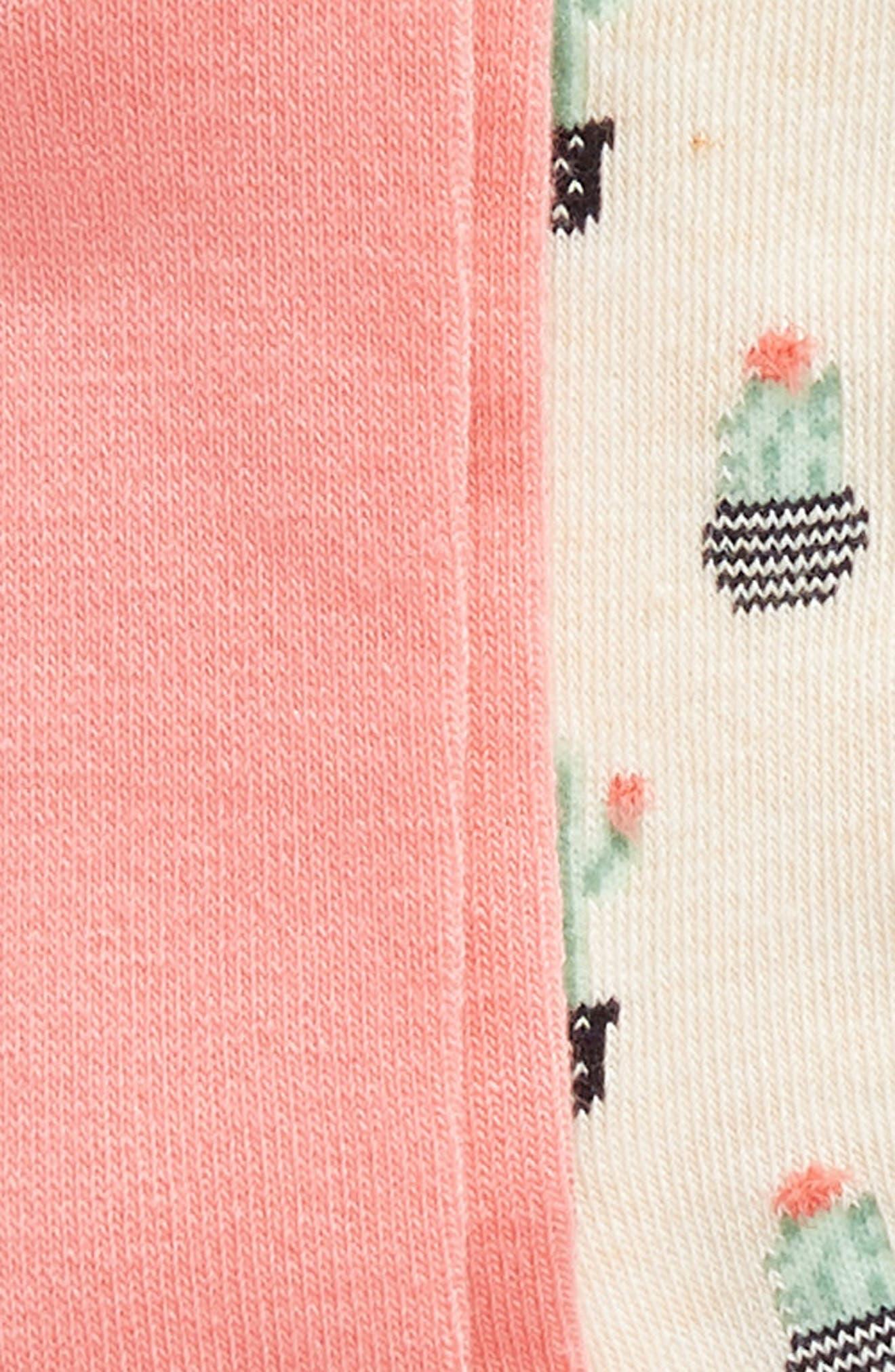 ,                             2-Pack Pattern Crew Socks,                             Alternate thumbnail 2, color,                             280
