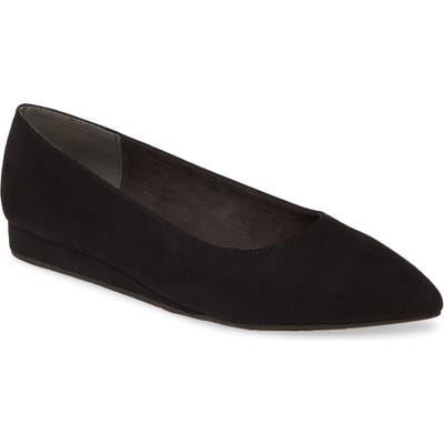 Bc Footwear Role Model Vegan Flat, Black