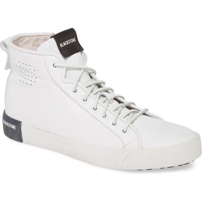 Blackstone Pl70 Low Top Sneaker, White