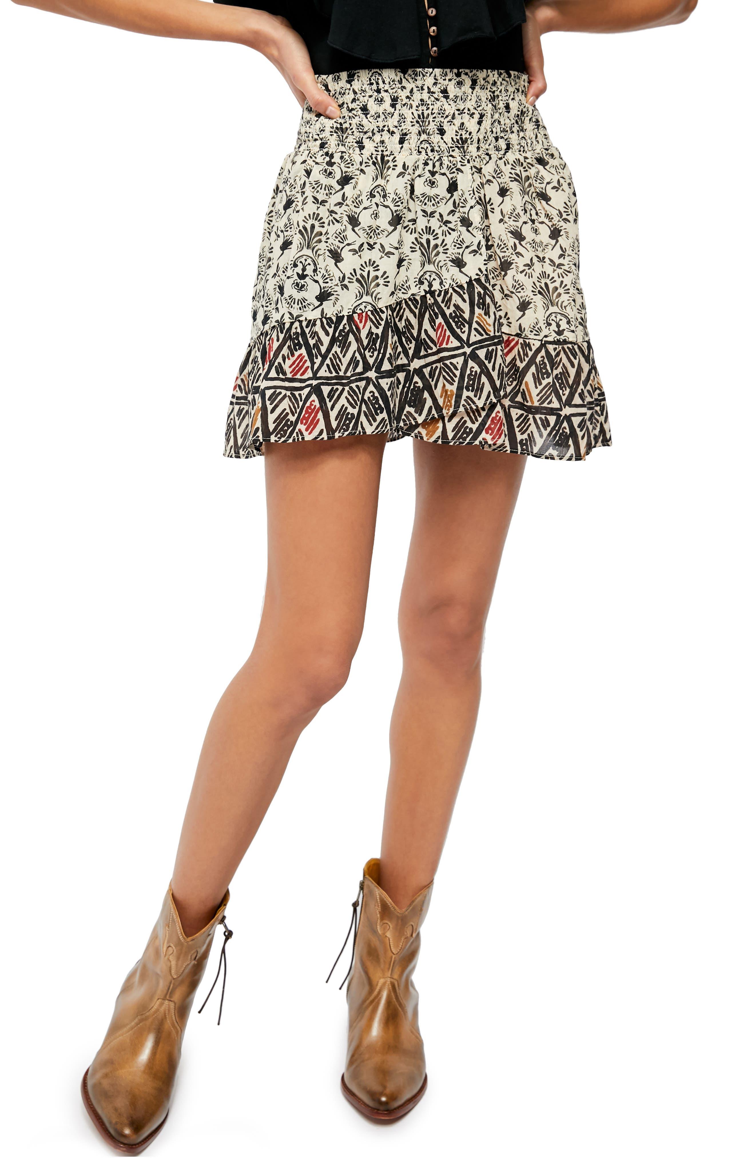 Riviera Miniskirt