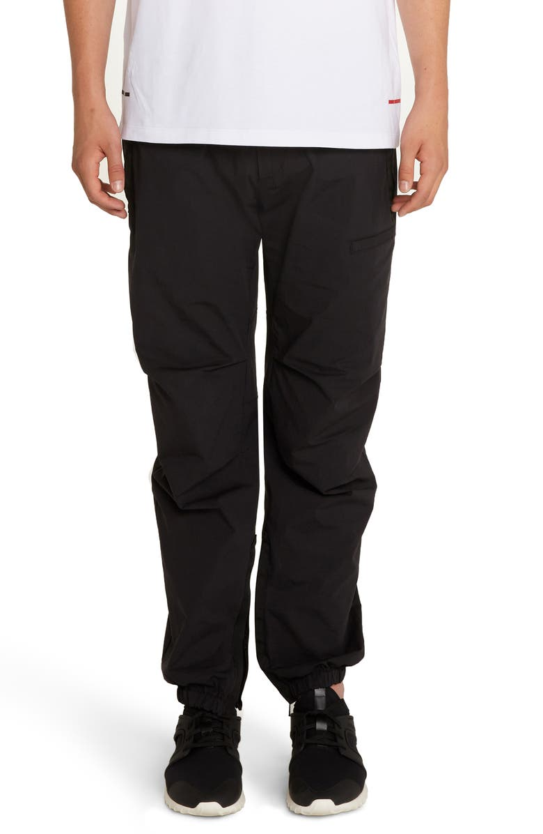 MONCLER Sportivo Pants, Main, color, BLACK