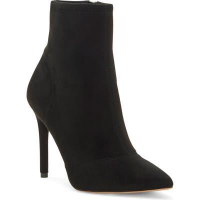 Jessica Simpson Lailra Pointed Toe Stiletto Boot- Black