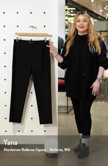 Catherine Stretch Twill Ankle Pants, sales video thumbnail