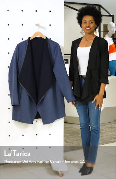 Valasca Reversible Wool & Cashmere Jacket, sales video thumbnail