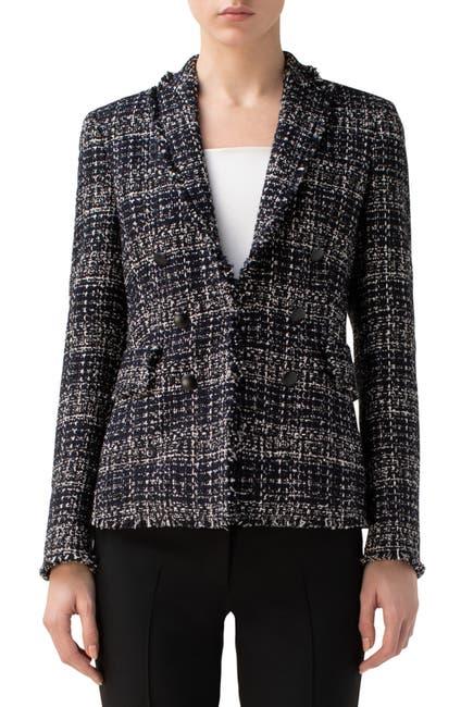 Image of Akris punto Tweed Blazer