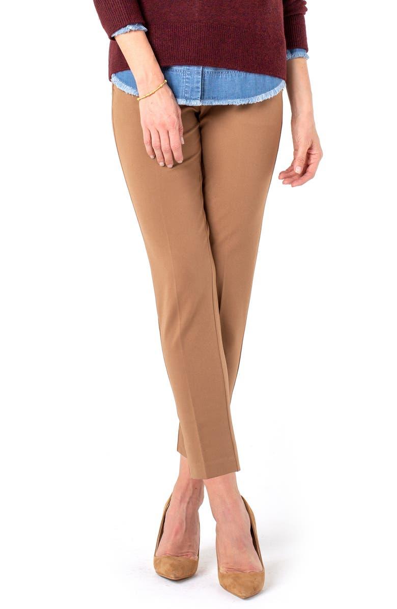 Liverpool Kelsey Knit Trousers Regular Petite Nordstrom