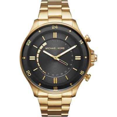 Michael Kors Access Reid Hybrid Bracelet Watch, 45Mm