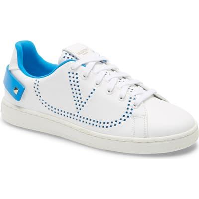 Valentino Vlogo Sneaker - Blue