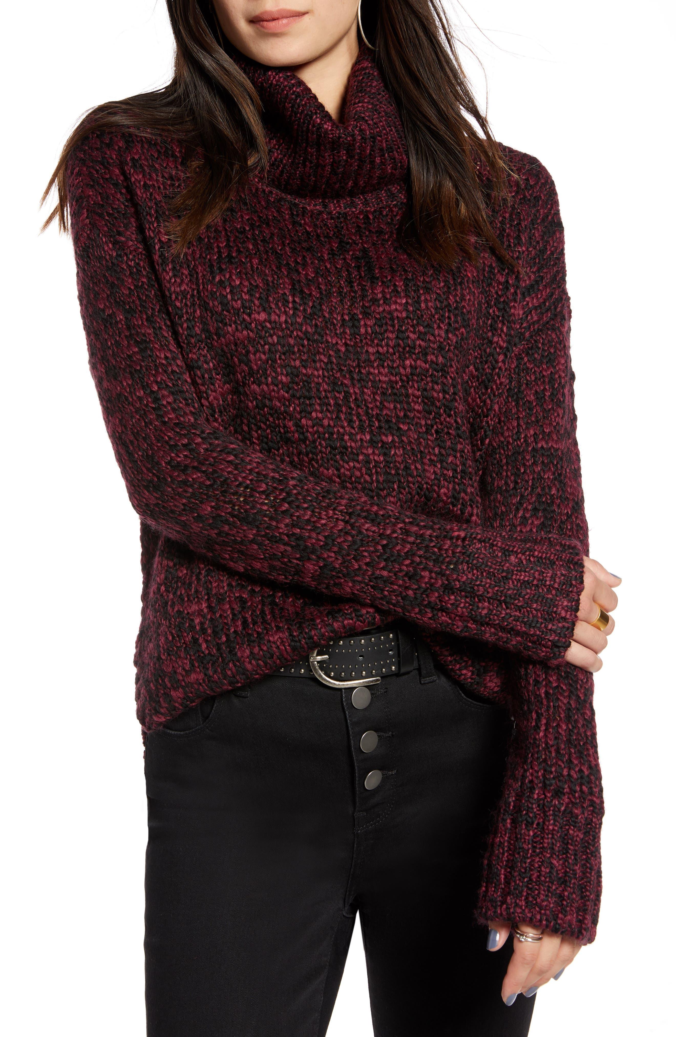 Treasure & Bond Turtleneck Sweater
