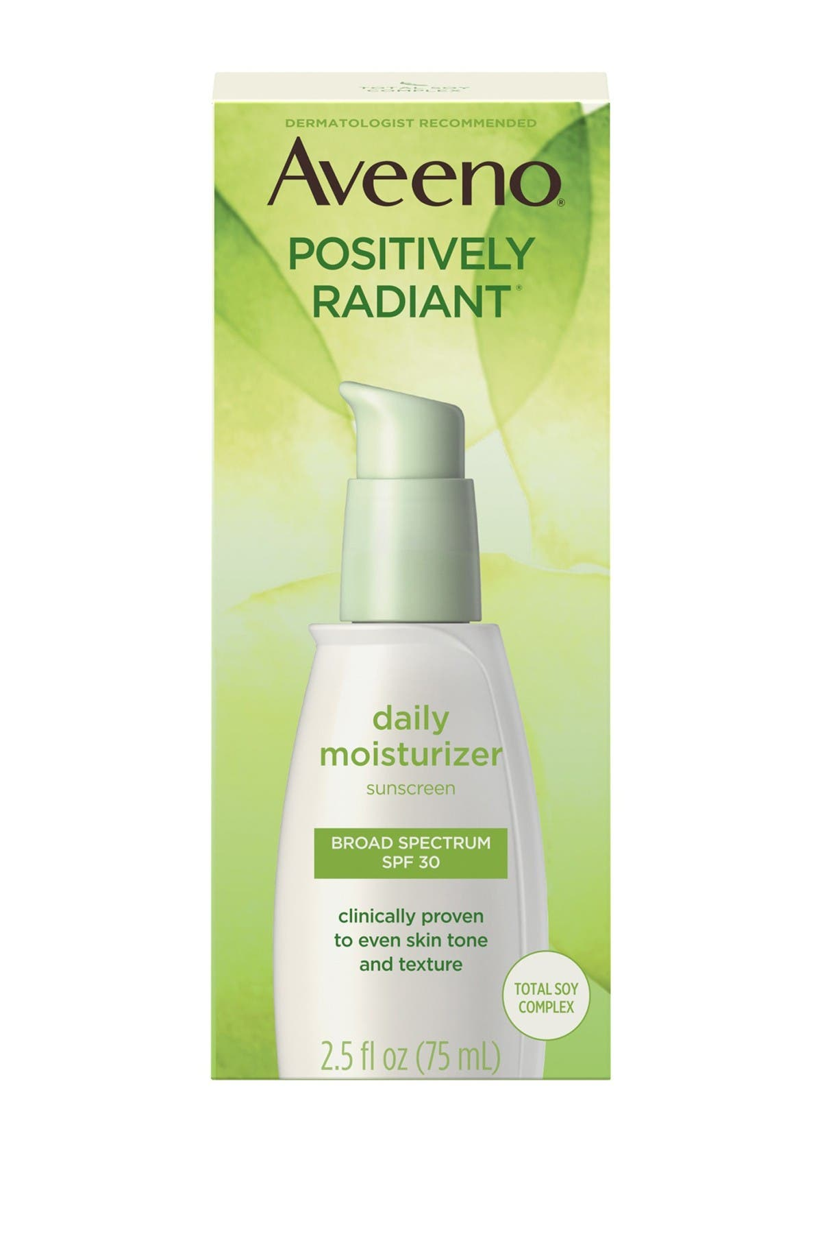 Image of Aveeno Positively Radiant Daily Moisturizer