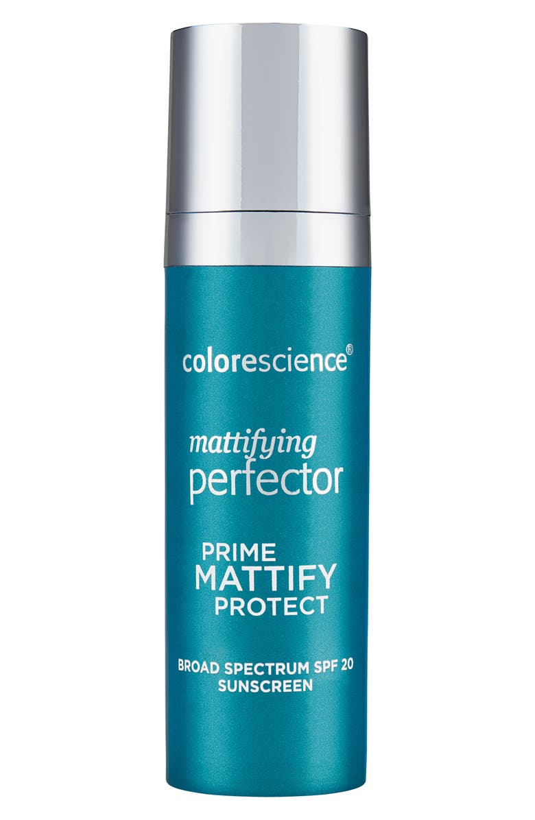 COLORESCIENCE<SUP>®</SUP> Mattifying Perfector SPF 20, Main, color, NO COLOR