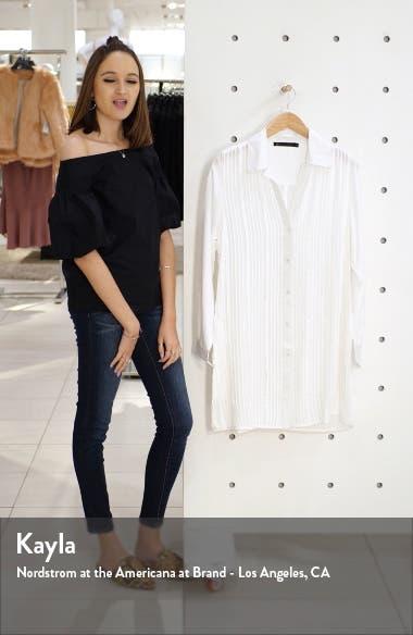 Jacque Cover-Up Shirtdress, sales video thumbnail