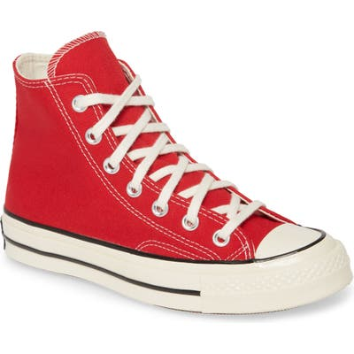 Converse Chuck Taylor All Star 70 Always On High Top Sneaker, Red