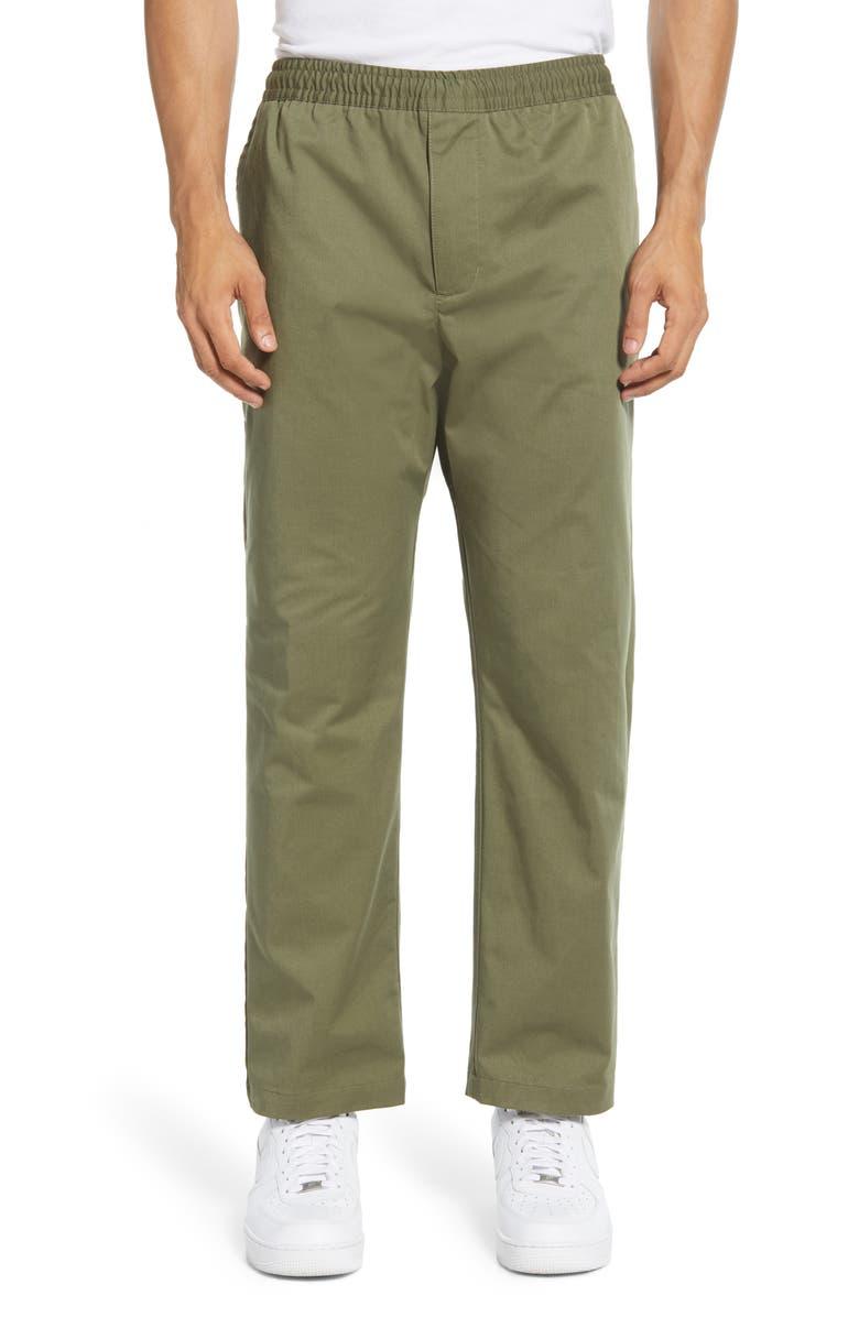 NIKE SB Dri-FIT Chino Pants, Main, color, MEDIUM OLIVE