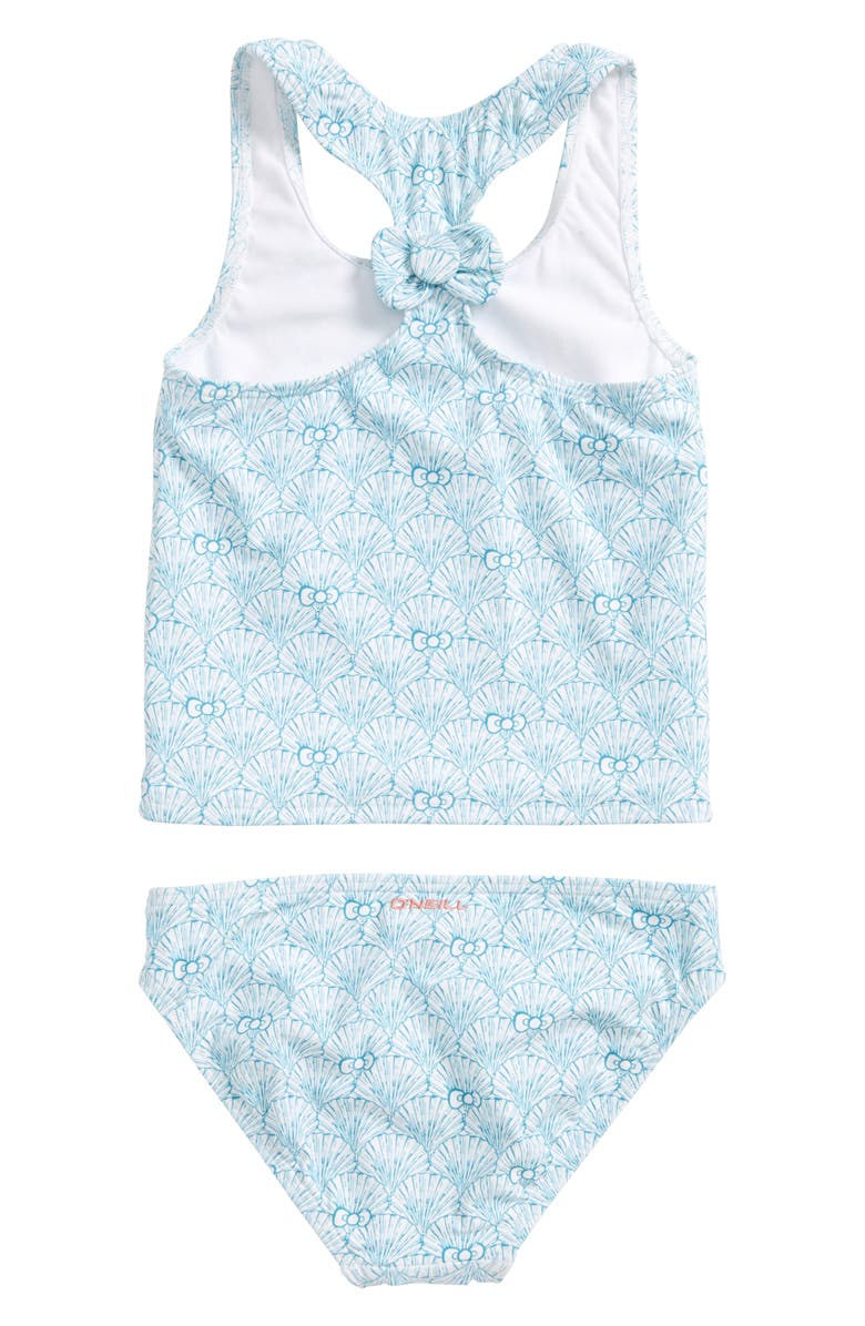 a8a4280ad2 O'Neill x Hello Kitty® - Shelly Two-Piece Swimsuit (Toddler Girls & Little  Girls) | Nordstrom