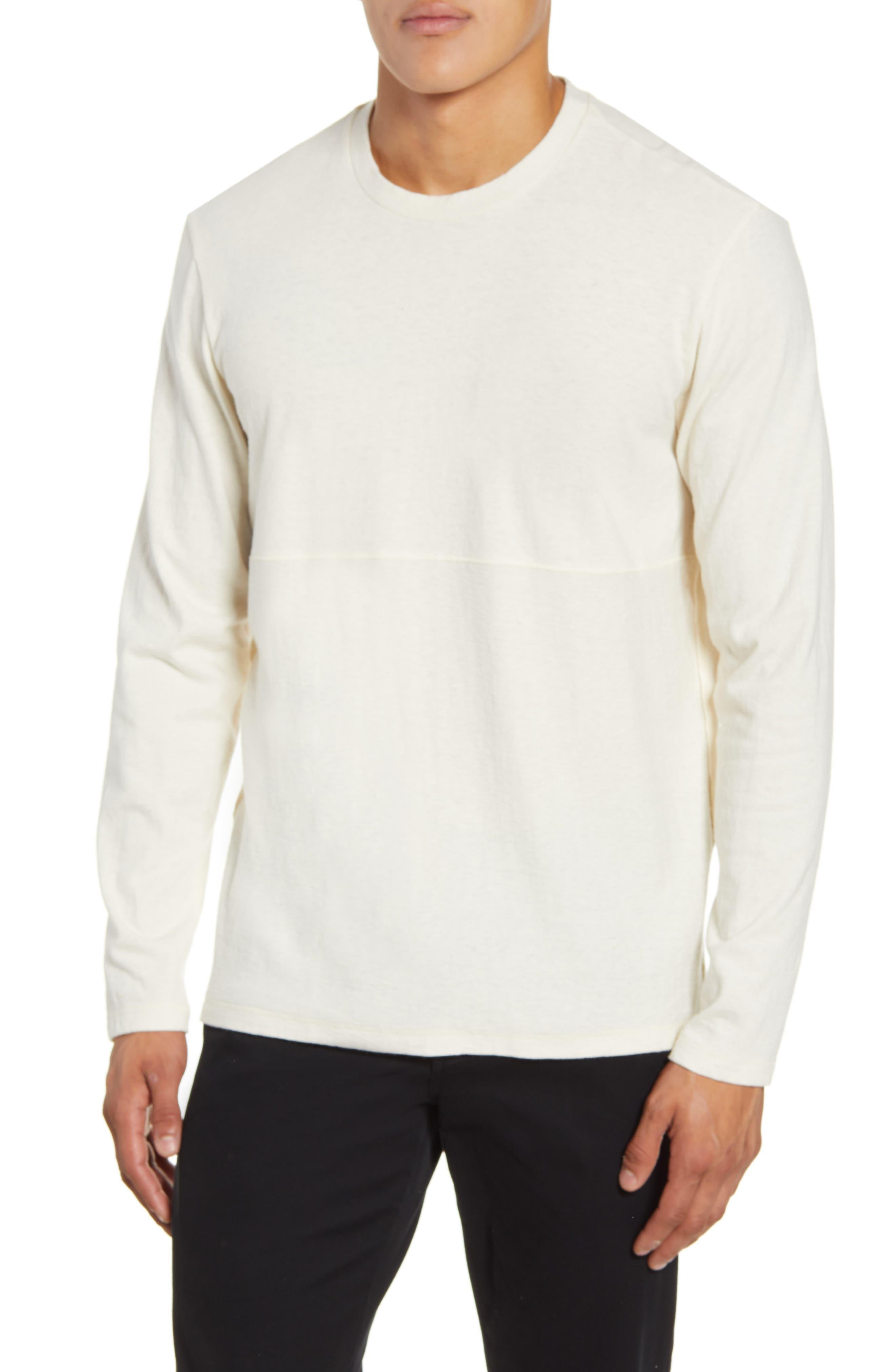 Hugo Slim Fit Long Sleeve T-Shirt