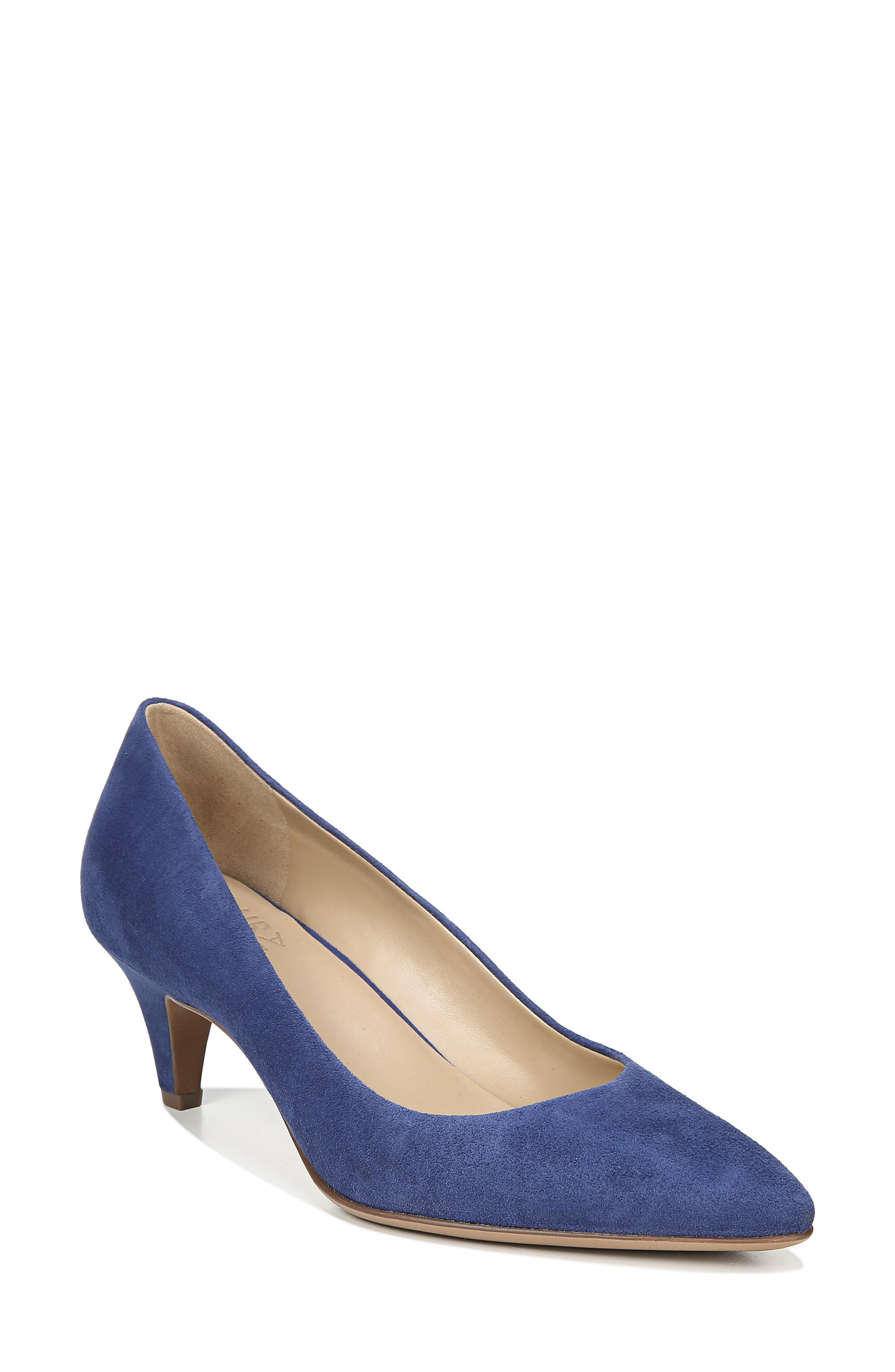Naturalizer Beverly Pump, Blue