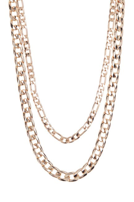 Image of AREA STARS Double Link Chain Necklace