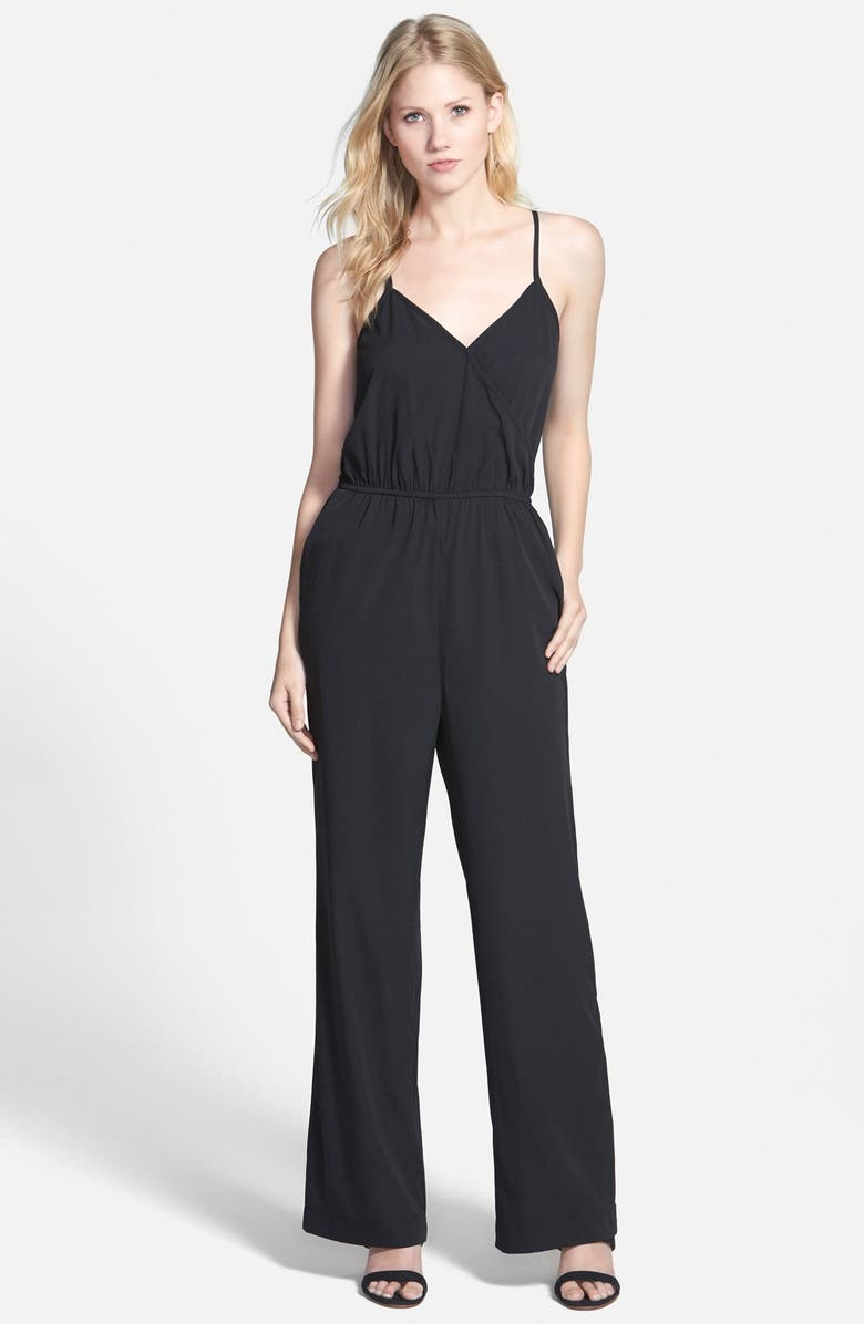 ab01adef RD Style Surplice Jumpsuit | Nordstrom