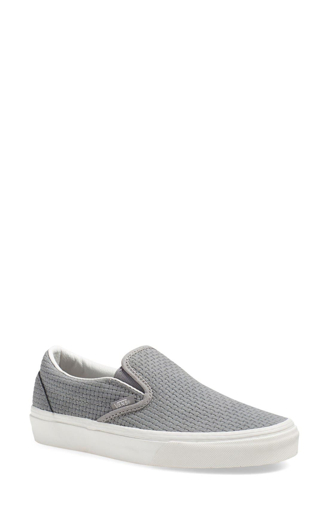 ,                             Classic Slip-On Sneaker,                             Main thumbnail 261, color,                             022