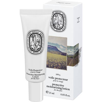 Diptyque Protective Moisturizing Lotion For The Face Spf 15