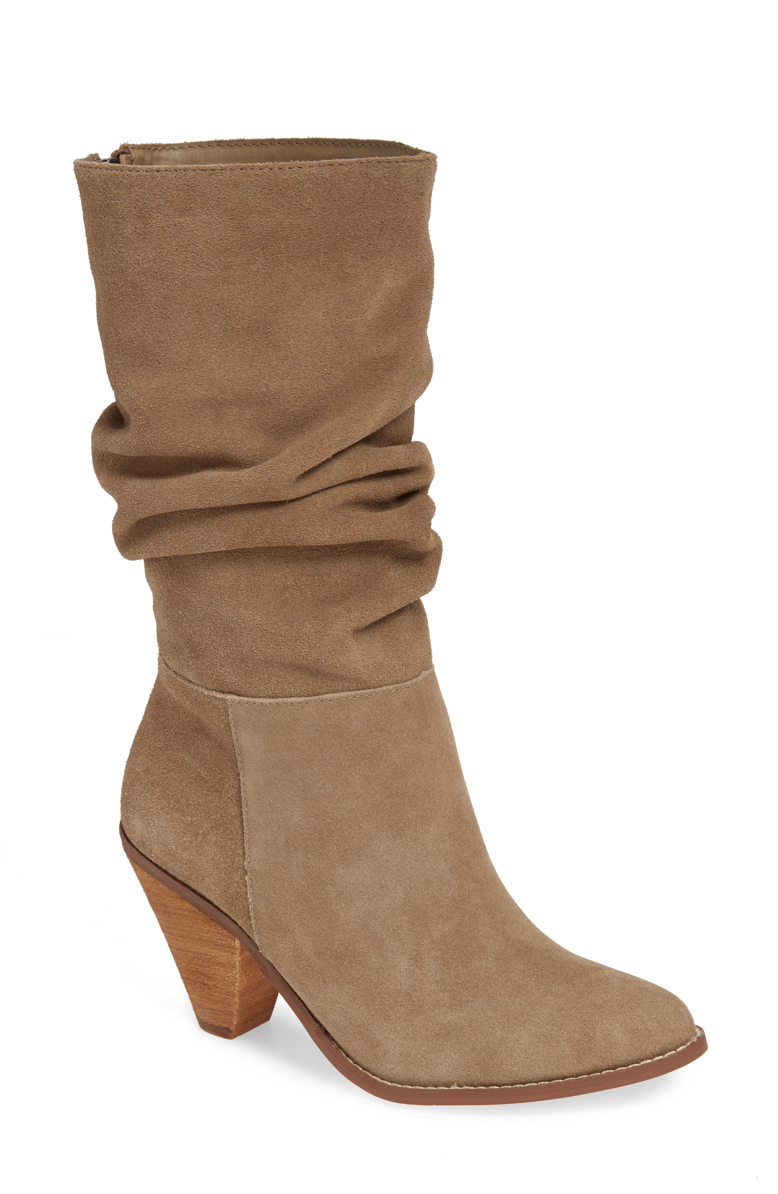 Chinese Laundry Stella Boot- Beige