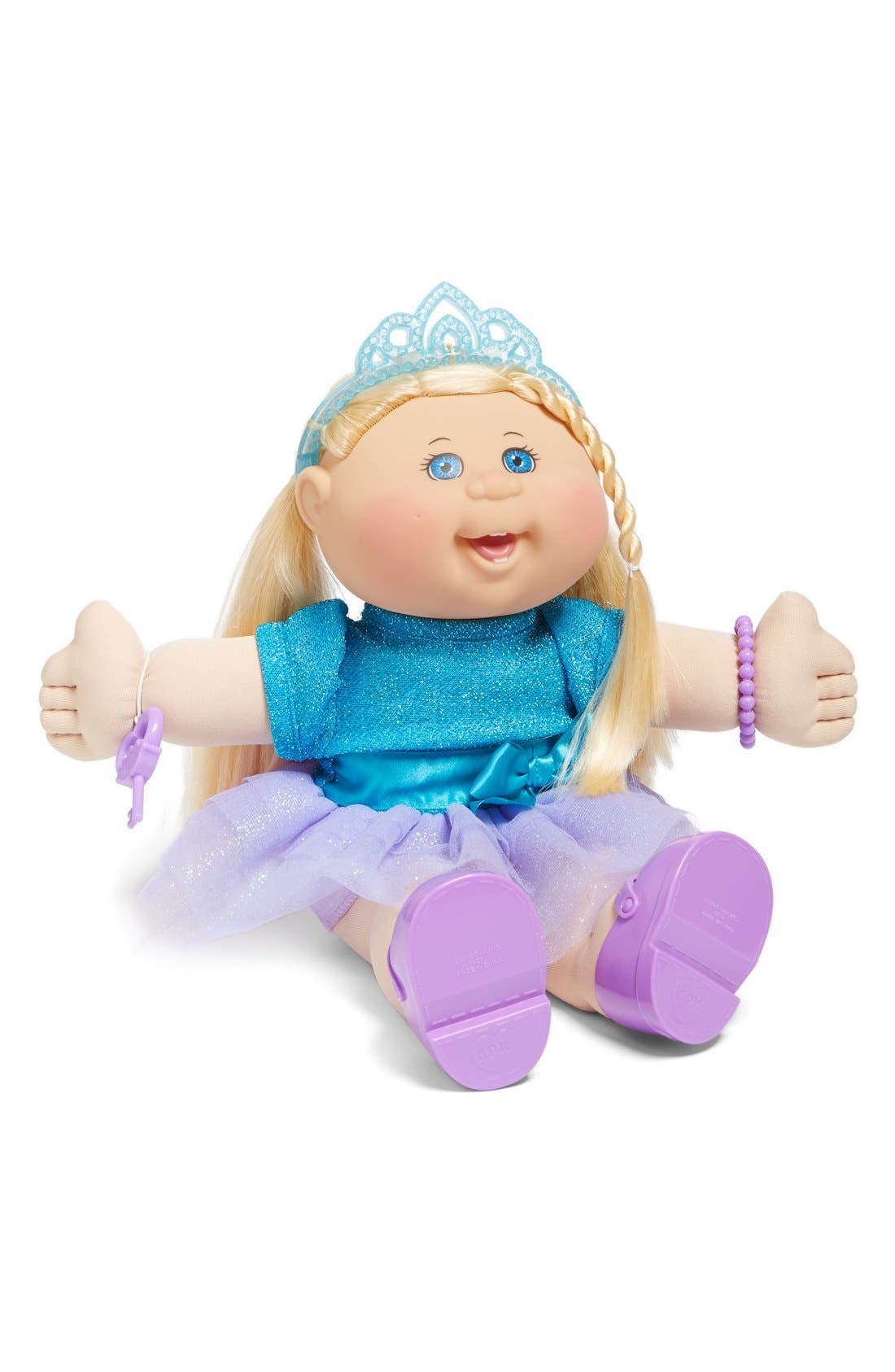 ,                             Soft Sculpted Cabbage Patch Doll,                             Alternate thumbnail 4, color,                             500
