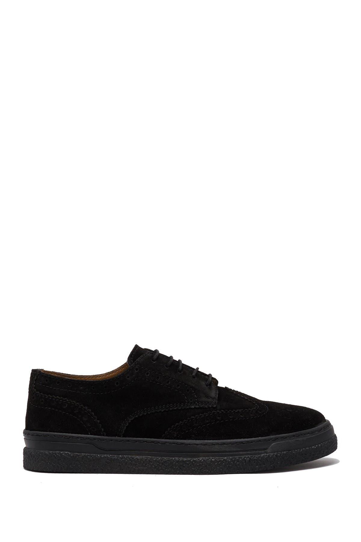 TOPMAN | Vesper Brogue Sneaker