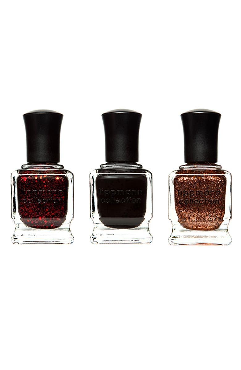 DEBORAH LIPPMANN 'Celebrate' Nail Lacquer Set, Main, color, 000