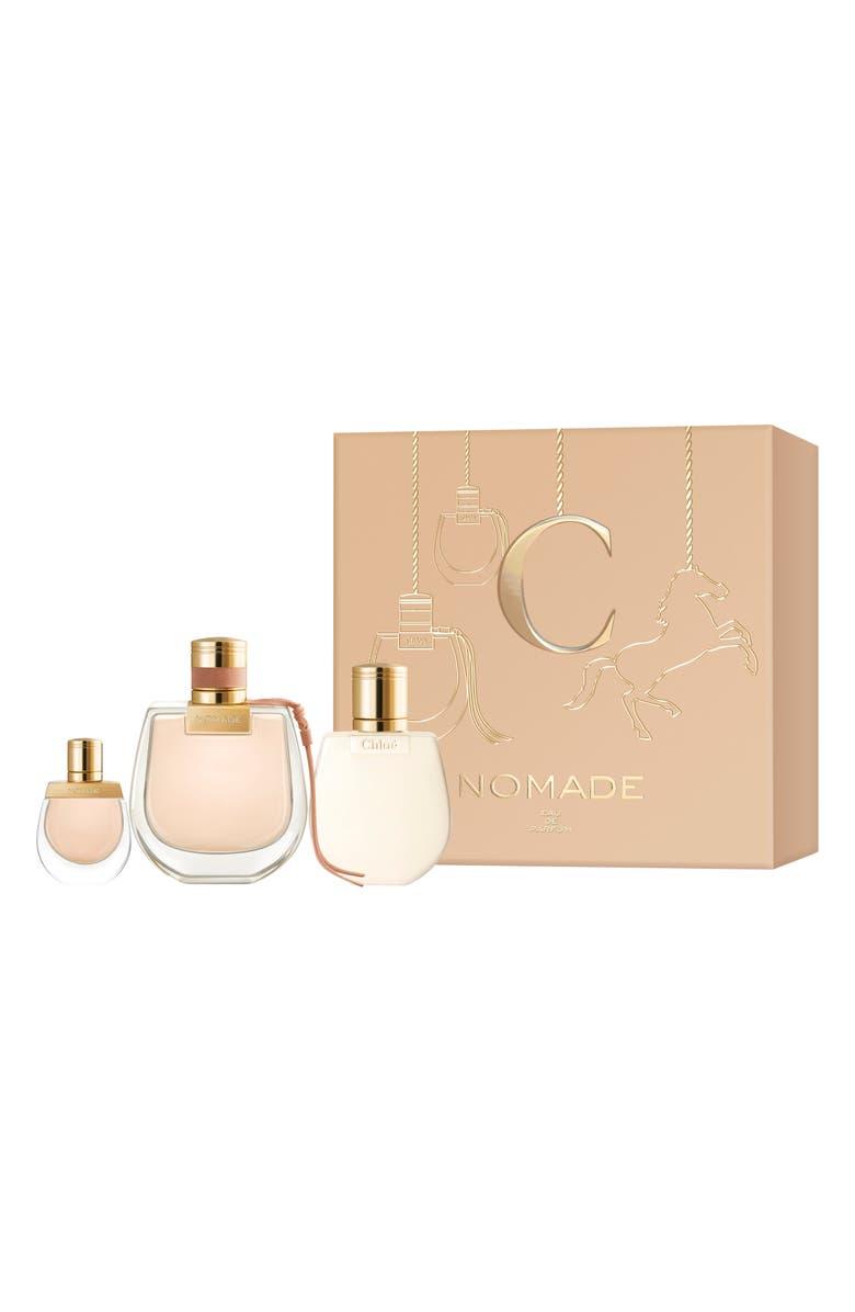 CHLOÉ Nomade Eau de Parfum Set, Main, color, 000