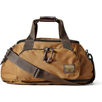 Filson Convertible Duffel Bag - Brown