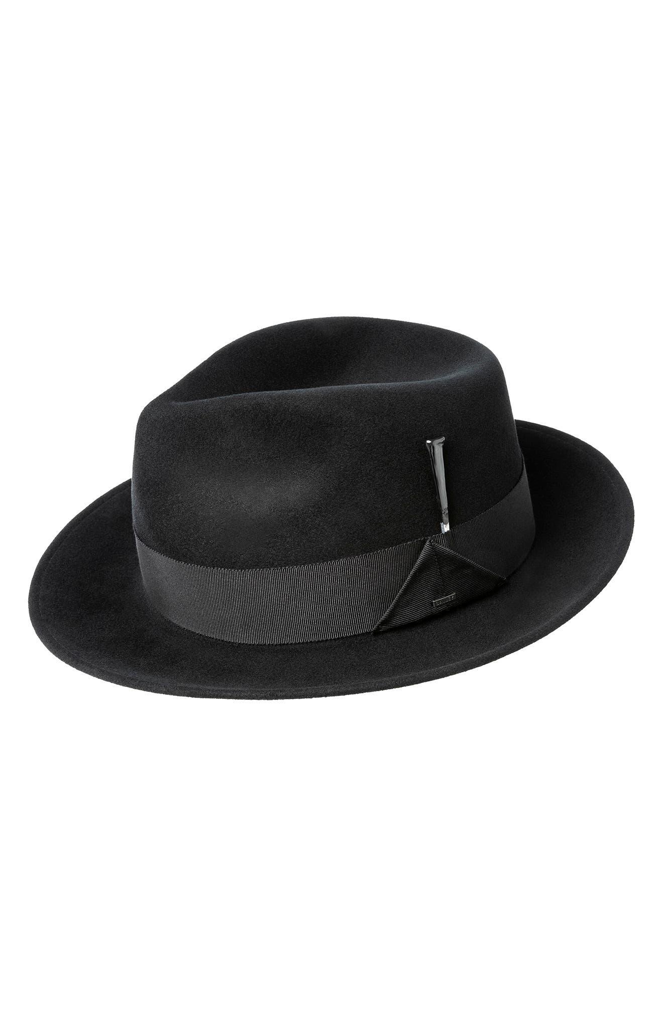 Elite Velour Wool Felt Hat