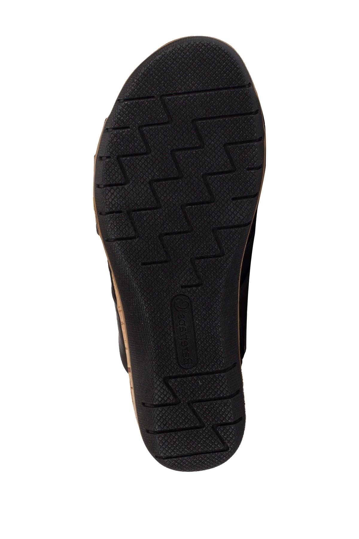 Baretraps Mid heels CARMIELA WEDGE SLIDE SANDAL