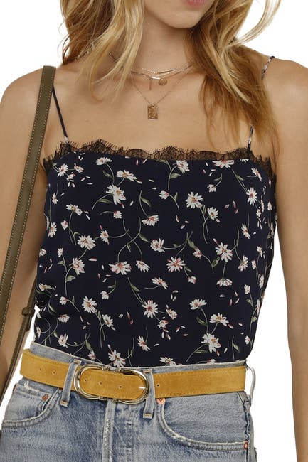 Image of Heartloom Finley Floral Crepe Camisole