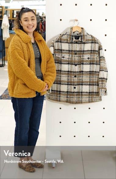 Luella Check Shirt Jacket, sales video thumbnail
