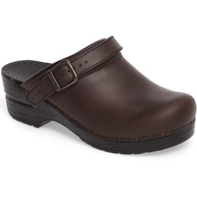 Dansko Ingrid Clog - Brown