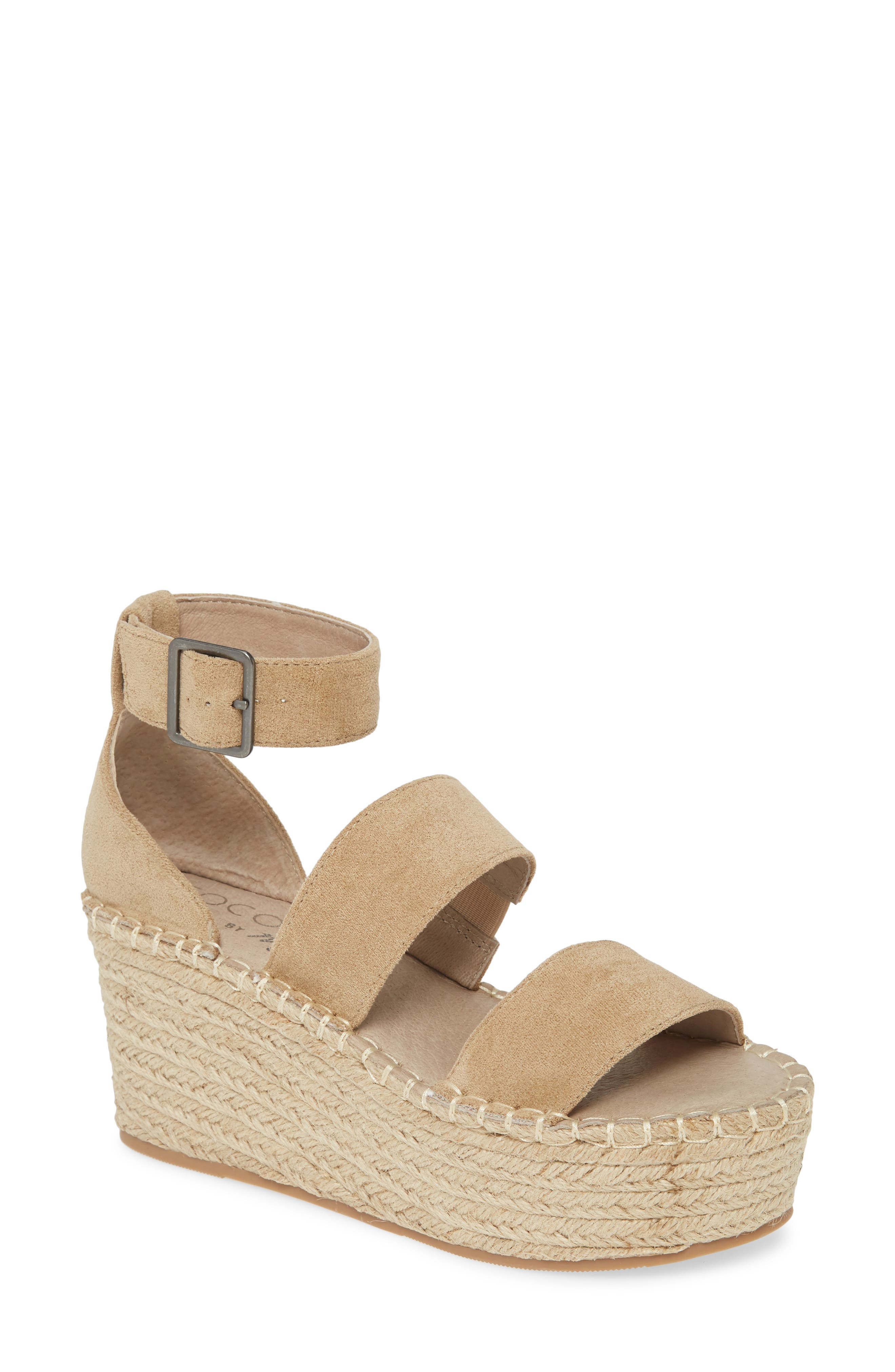 Coconuts By Matisse SOIRE WEDGE SANDAL