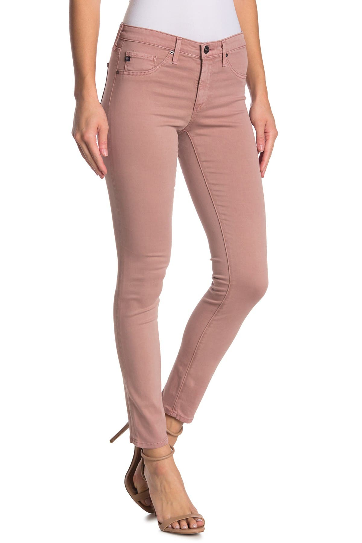 Image of AG Legging Super Skinny Ankle Jeans