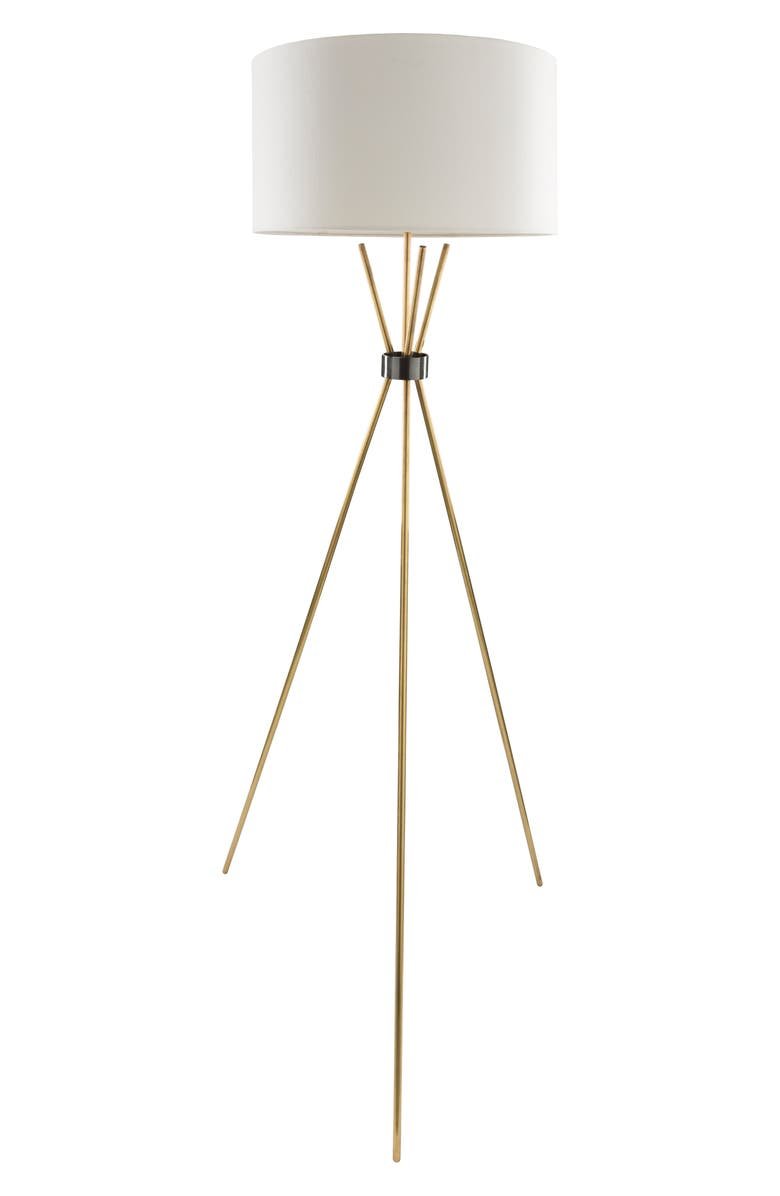SURYA HOME Nathan Floor Lamp, Main, color, 100