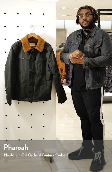 Faux Fur Collar Bomber Jacket, sales video thumbnail