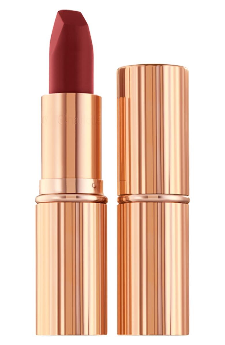CHARLOTTE TILBURY Legendary Queen Matte Revolution Lipstick, Main, color, LEGANDARY QUEEN